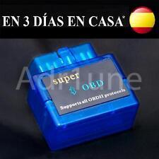 Lector motor Bluetooth, tuning ELM, OBD 2 obd2 obdII, diagnosis V1.5 diagnostico