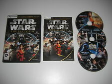 Star Wars The Best of PC Empire at War Planescape Jedi Battlefront Republic Commando