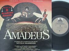 Neville Marriner ORIG OZ OST 2LP Amadeus NM '84 Mozart Academy of St. Martin