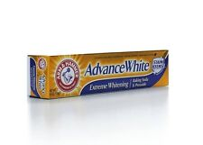 Arm & Hammer Advance Toothpaste Baking Soda Peroxide Tartar Control, White, 6 Ou