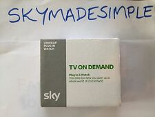 SD501 Sky MINI wireless WiFi connector adapter-anytime TV on demand sky+HD box