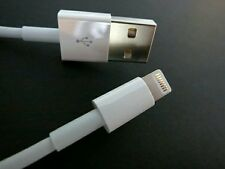 Apple iPhone Charger 5 S 5C 6 7 Plus iPod Lightning Cable USB Certified Sync
