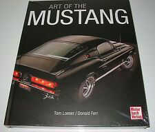 Bildband Ford Mustang Tom Loeser / Donald Farr High Performance Shelby NEU!