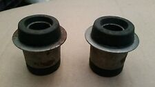 FIAT 124 SPORT SPIDER / 2 BOCCOLA SILENT BLOCK BRACCIO INF. / suspension bush