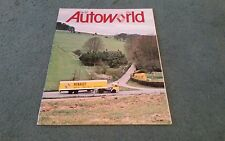1976 RENAULT AUTOWORLD Magazine Number 57 UK BROCHURE