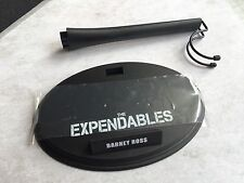 Hot Toys 1/6 MMS138 The Expendables 1 Barney Ross - figure stand