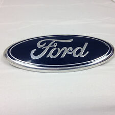 NEW 2004 - 2014 F150  Front Grille or Tailgate Emblem/9 in Navy 3D/aligment post