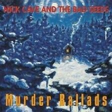 "NICK CAVE ""MURDER BALLADS(REMASTER)"" CD+DVD NEU"