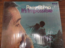 It's Impossible Perry Como 33RPM 021516 TLJ