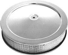 """CHROME AIR CLEANER SUIT HOLLEY 14"""" X 3"""" X 5.1/8"""" NECK RECESSED BASE - RPCR2195"""
