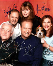 FRASIER CAST AUTOGRAPH SIGNED PP PHOTO POSTER