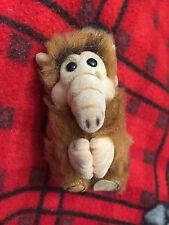 Vintage Alf the Alien TV Series Russ 4'' Plush Clip on Hugger Pencil Grabber