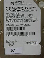 120 Go Hitachi hts542512k9sa00/0a54973/da2031/nov07/0a53120 da1684c