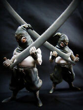 The Twins Mozgus' Disciples Berserk 1/8 Unpainted Statue Figure Model Resin Kit