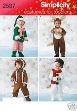 S 2537 Patron couture - Costumes - Enfants