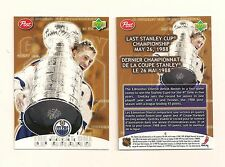 1999-2000 Upper Deck / Post Cereal Wayne Gretzky #4
