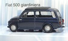 MondoMotors 53140 FIAT 500 Giardinetta - METAL Scala 1:43