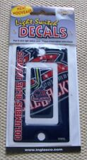 Columbus Blue Jackets NHL Hockey LOGO Light Switch Peel / Stick Decal Deco