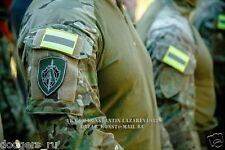 Reflective Alfa FSB Patch,  Russian Tactical morale military patch, HI VIS