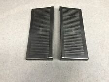 Fiat 126 Engine Lid Vents Trim