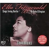 Sings The Irving Berlin and Duke Ellington Songbooks - Ella Fitzgerald [3 CD]