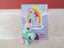 My little Pony MLP BB Blind Bag Wave 9 Tropical Storm 17 w/ Card & Baggie