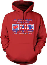 How to Celebrate the 4th of July - Grill Meat Blast Fireworks Hoodie Pullover
