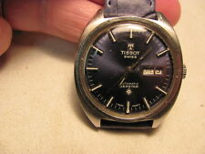 Tissot Mans #2571 Auto,Working but runs fast.NEEDS SERVICING,AS IS/no returns