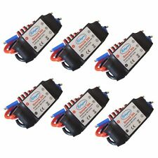 6x HP SimonK 30A ESC Brushless Speed Controller 2-4S for Hexacopter F550 FY650