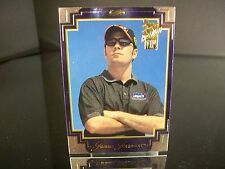 Parallel Jimmie Johnson 48 Lowes Press Pass VIP 2002 Card #X16 Explosive