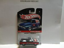 Hot Wheels Slick Rides '83 Chevy Silverado Truck w/Real Riders