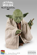 Sideshow Medicom Toy VCD Vinyl Collectible Dolls YODA Star Wars figure