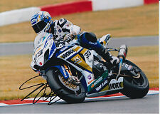 Tommy Hill Crescent Suzuki Hand Signed 7x5 Photo BSB 7.
