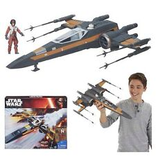 STAR WARS THE FORCE AWAKENS  POE'S X-WING FIGHTER NEW SEALED