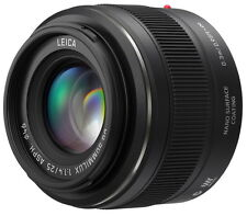 Panasonic Leica DG Summilux 25mm F1.4 Micro Four Thirds Lens (NEW) - H-X025