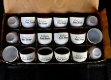 RumChata Cereal Bowl Shooters, 2 oz Shot Glasses Rum Chata Lot Of 36 Free Ship