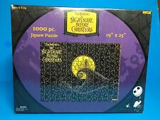 THE NIGHTMARE BEFORE CHRISTMAS 1000 PIECE JIGSAW PUZZLE Jack Skellington MECA