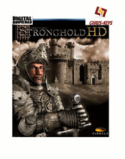 Stronghold HD PC Steam Key Codice GAME gioco DOWNLOAD Global [SPEDIZIONE LAMPO]