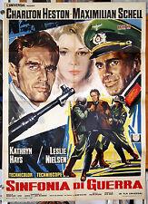 manifesto 2F film COUNTERPOINT Charlton Heston Maximilian Schell 1967