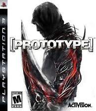 Prototype PS3 Great Condition Complete Fast Shipping
