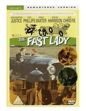 The Fast Lady - DVD NEW & SEALED - James Robertson Justic, Leslie Philips