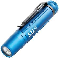 "5.11 Tactical TMT PLuV Pen Light Flashlight Blue 3 1/4"" 375 NM Wavelength 53212"