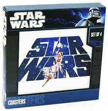 Star Wars: Classic Movie Art Drink Coaster Set - New & Official In Picture Box