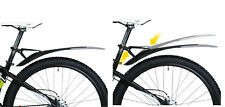 "Topeak DeFender XC11 26"" Rear Fender Quick Release Bike Max Mud Guard"