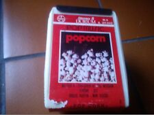 CASSETTA STEREO 8 TAPE POPCORN MISTER K CHILDREN OF THE MISSION JEROME