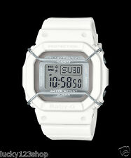 BGD-501UM-7D White Baby-G Casio Lady Watches Resin Band Digital Brand-New 200m