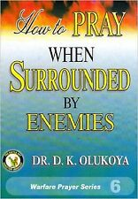 How to Pray When Surrounded By the Enemies by Dr. D. K. Olukoya