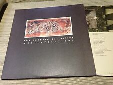 "ICEBURN COLLECTIVE MEDITAVOLUTIONS 12"" LP DOUBLE PACK USA EXPERIMENTAL JAZZ ROCK"