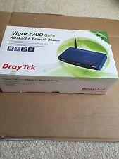 Draytek Vigor 2700 Ge/e ADSL2/2+ Firewall Router