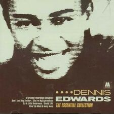 Essential Collection - Dennis Edwards (2002, CD NIEUW)